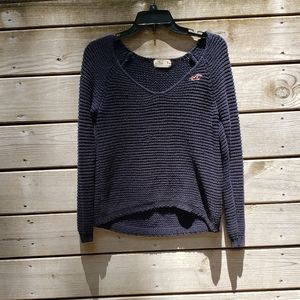 Hollister Cropped Sweater Top 😍